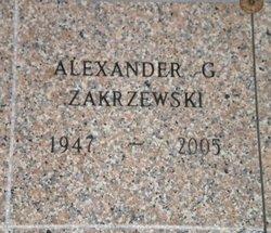 Alexander G. Zakrzewski