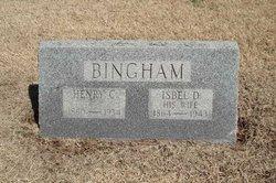 Isbel D Bingham