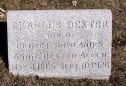 Charles Dexter Allen