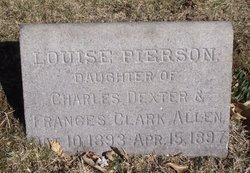 Louise Pierson Allen