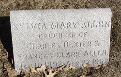 Sylvia Mary Allen