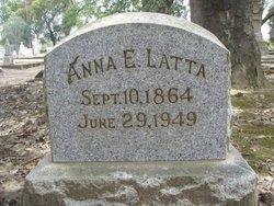 Anna E Latta
