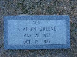 K. Allen Greene
