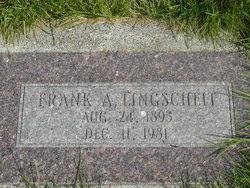 """Francis Albert """"Frank"""" Lingscheit"""