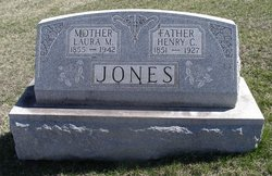 Laura Marie <I>Betterton</I> Jones