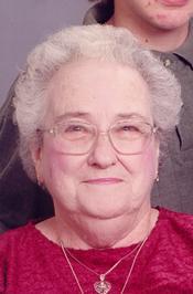 Blanchie Mae <I>Wilson</I> Teddlie
