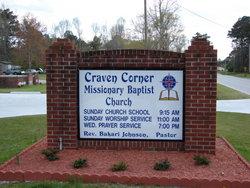 Craven Corner Missionary Baptist Church Cemetery