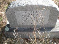 Martha E. <I>Owen</I> Dennis