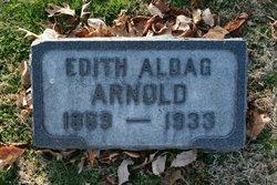 Edith <I>Aldag</I> Arnold
