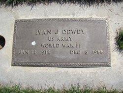 Ivan J. Dewey