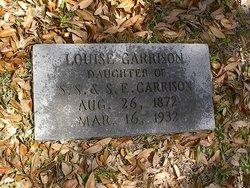 Adelia Louise Garrison