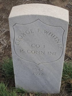 George F. Whitney