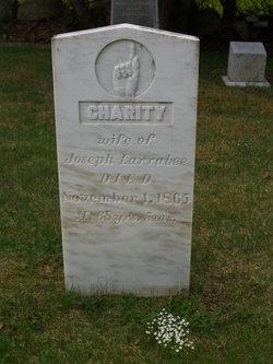 Charity <I>Littlefield</I> Larrabee
