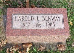 Harold LaVern Benway
