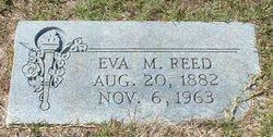 Eva Frances <I>Melton</I> Reed