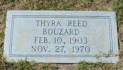 Thyra <I>Reed</I> Bouzard