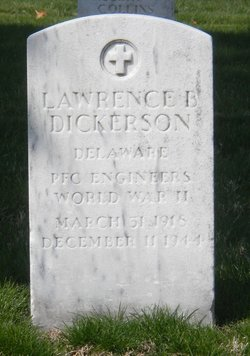 PFC Lawrence Boyce Dickerson