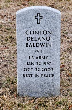 Pvt Clinton Delano Baldwin
