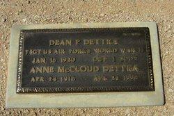 Anne Mccloud Dettra