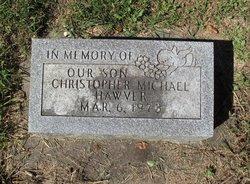 Christopher Michael Hawver