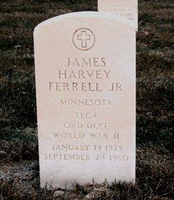 James Harvey Ferrell, Jr