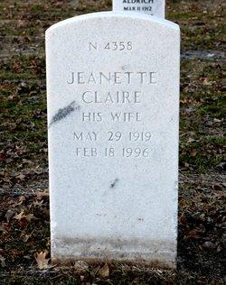 Jeanette Claire Ferrell