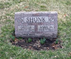 "Margaret Anna Mae ""Annie"" <I>Murphy</I> Shonk"