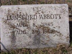 Dr Lunsford Abbott