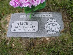 Alice Beulah Alley