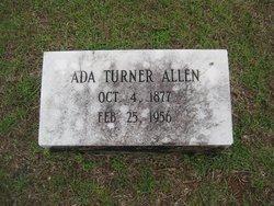 Ada <I>Turner</I> Allen