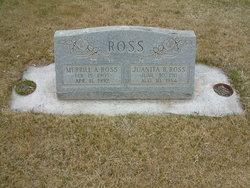 Juanita B. <I>McAferty</I> Ross