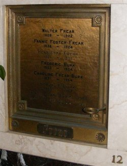 Henrietta Frear