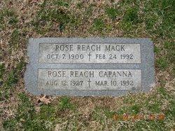 Rose <I>Reach</I> Capanna