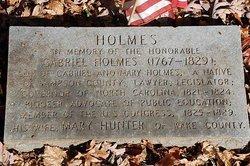 Gabriel Holmes
