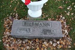 Henry A. Billmann