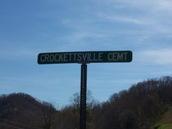 Crockettsville  Cemetery