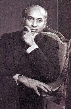 Zulifikar Ali Bhutto