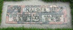 Edith Irene <I>Edmonds</I> Nalder
