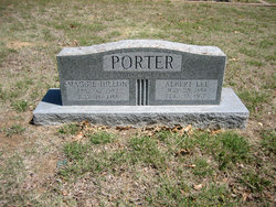 "Margaret Leo ""Maggie"" <I>Dillon</I> Porter"