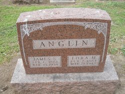 Lora M <I>George</I> Anglin