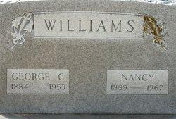 Nancy <I>Acree</I> Williams
