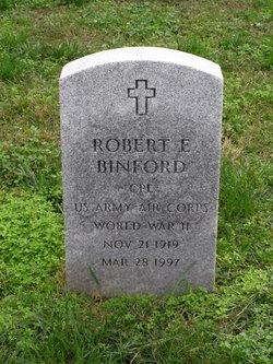 Robert Elmore Binford