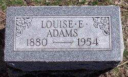 Louise E. Adams