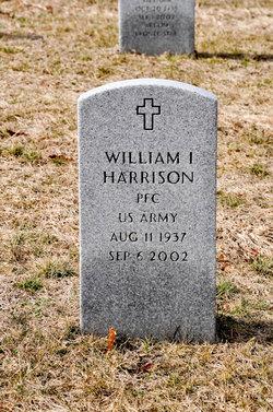 PFC William I. Harrison