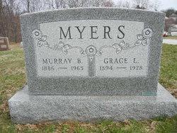 Grace L. C. <I>Wantz</I> Myers
