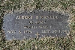 Albert Buxton Ravell