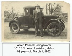 Alfred Pennell Hollingsworth