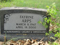 Fayrine Arps