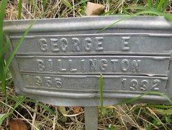George E. Billington