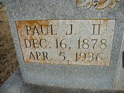 Paul John Probstfield, II